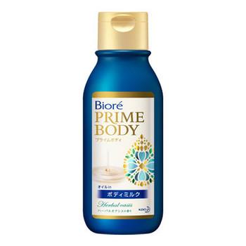 プライムボディ オイルinボディミルク ハーバルオアシスの香り / 200ml