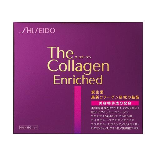 ザ・コラーゲン エンリッチド <タブレット>V / 4粒×60パック