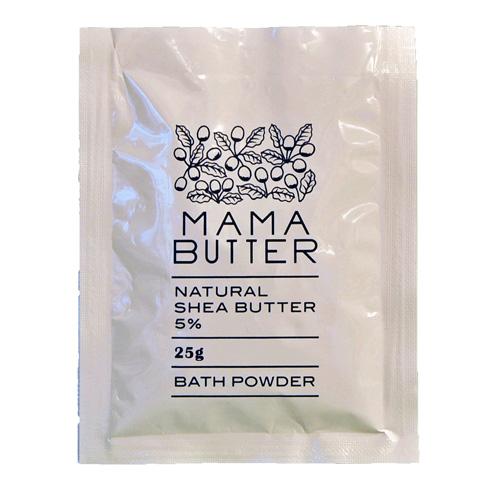 ママバター バスパウダー / 25g / 無香料