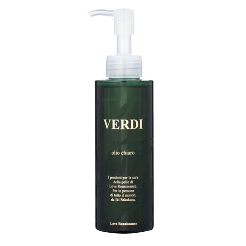 VERDI オーリオ チアロ (オイル状マッサージ美容液[洗い流しタイプ]) / 150ml