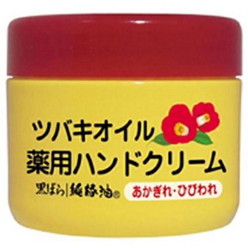 ツバキオイル 薬用ハンドクリーム / 80g
