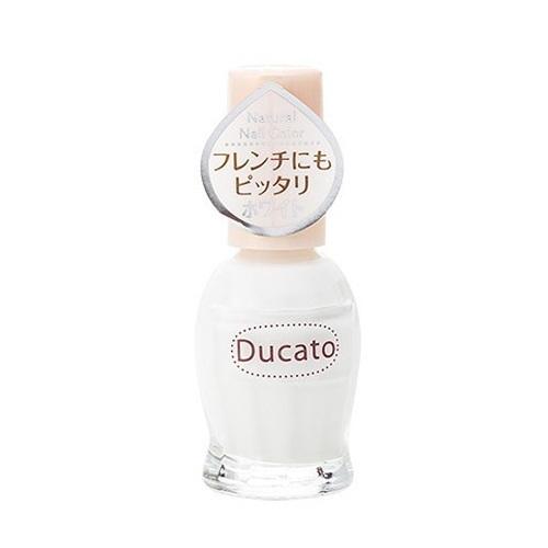 デュカート ナチュラルネイルカラーN / 01ホワイト / 11ml
