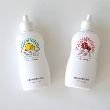 ヘアアクセルレーター レモンライムの香り / 150ml 1