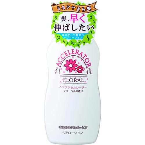 ヘアアクセルレーター フローラルの香り / 150ml