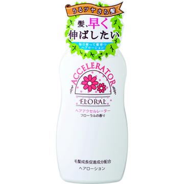 ヘアアクセルレーター フローラルの香り / 150ml 1