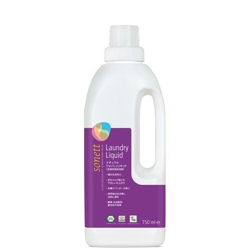 ナチュラルウォッシュリキッド (洗濯用液体洗剤) / 750ml
