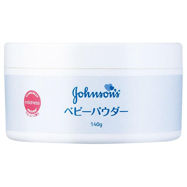 ジョンソン ベビーパウダー / プラスチック容器 / 140g