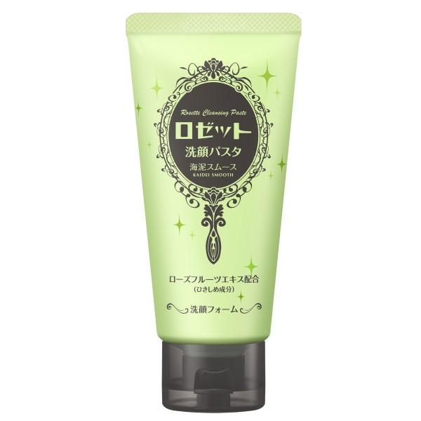 ロゼット 洗顔パスタ 海泥スムース / 120g