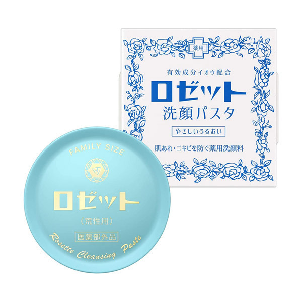 ロゼット 洗顔パスタ 荒性肌 / 90g
