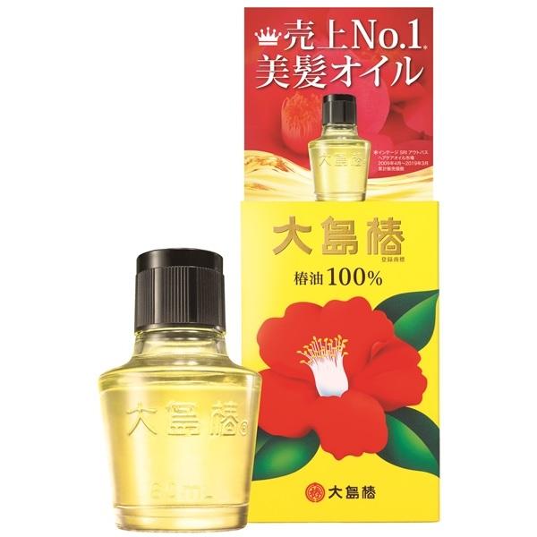 大島椿(ツバキ油) / 60ml