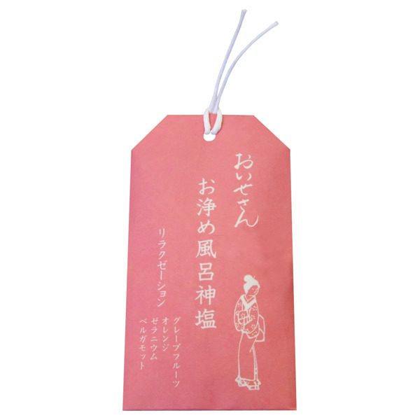 お浄め風呂神塩 バス用ソルト / リラクゼーション / 20g