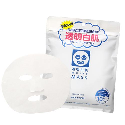 ホワイトマスクN / 10枚入り