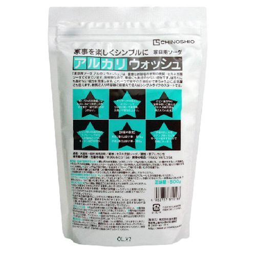 アルカリウォッシュ(セスキ炭酸ソーダ) / 500g