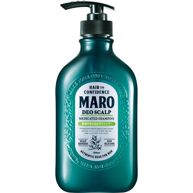MARO 薬用デオスカルプシャンプー / 480ml