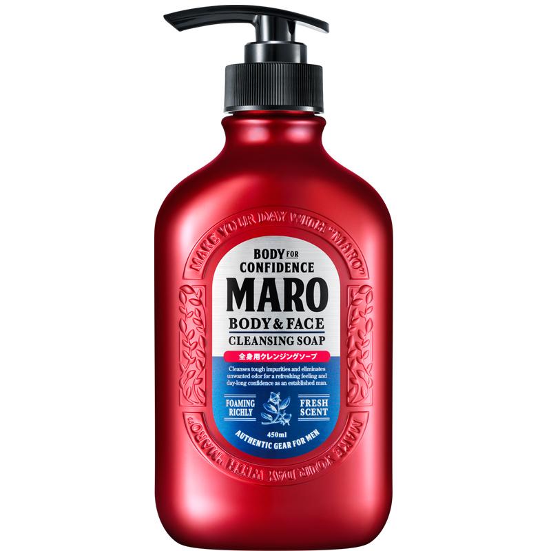 MARO 全身用クレンジングソープ / 450ml