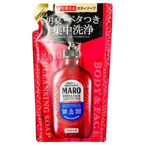 MARO 全身用クレンジングソープ 詰替え / 380ml