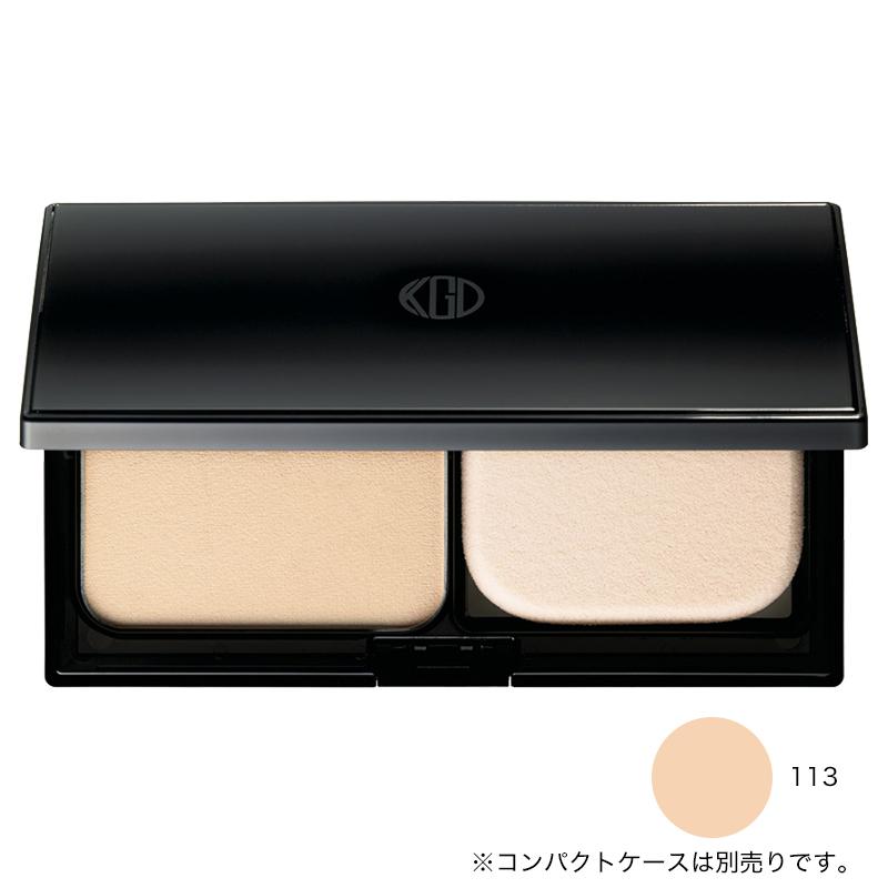 シルキーモイスト コンパクト / SPF30 / PA+++ / 113【標準色】(オークルトーン) / レフィル 9g