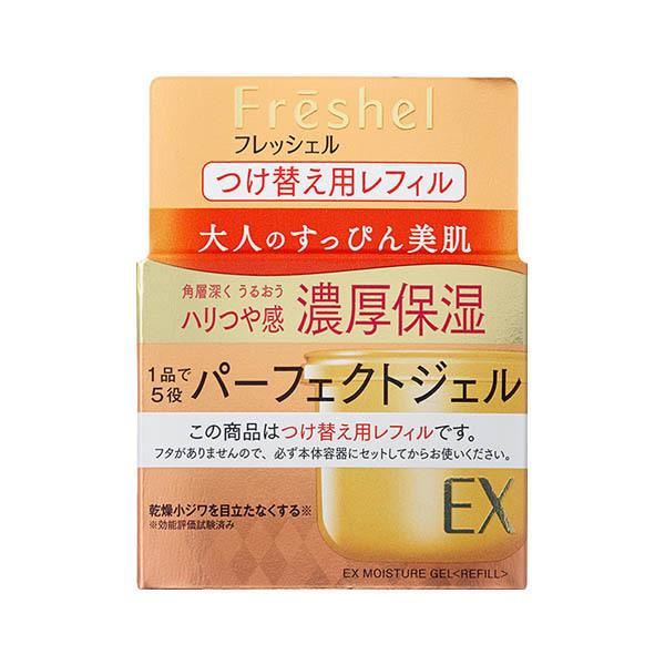 アクアモイスチャージェル(EX)N / 80g / つけ替え用レフィル