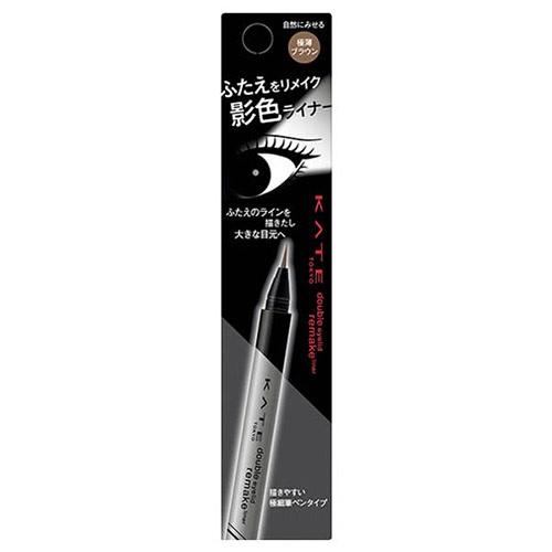 ダブルラインフェイカー / 極薄ブラウン / 0.6mL