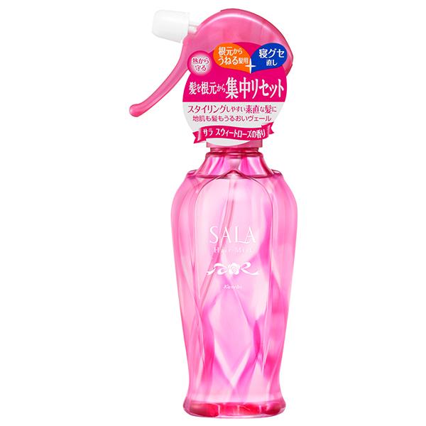 集中リセットサラ水(スウィートローズの香り) / 250mL / 華やかでやさしいサラ スウィートローズの香り
