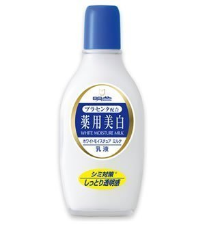 明色 薬用ホワイトモイスチュアミルク / 158ml