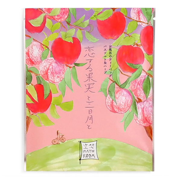 空想バスルーム 恋する果実と三日月と / 30g