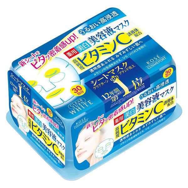 エッセンスマスク (ビタミンC) / 30枚