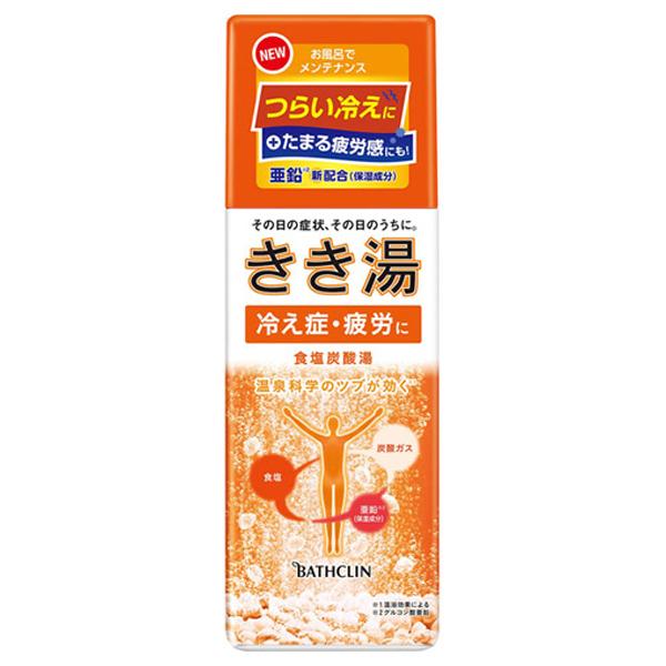 きき湯食塩炭酸湯 / 360g