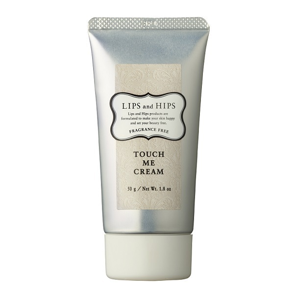 TOUCH ME CREAM FRAGRANCE FREE / 50g