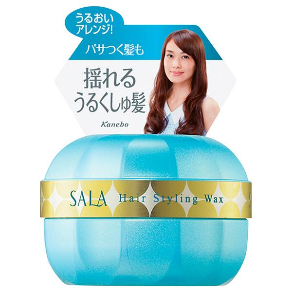 うるくしゅアレンジワックス / 90g / 清楚でやさしいサラの香り