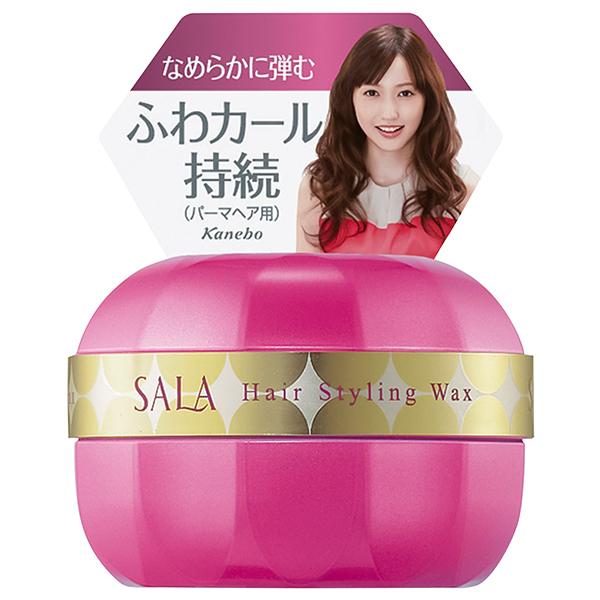 ふんわりパーマヘアワックスEX / 清楚でやさしいサラの香り / 90g