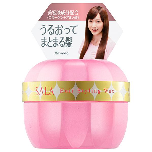 うるおいメイクワックスEX / 120g / 清楚でやさしいサラの香り