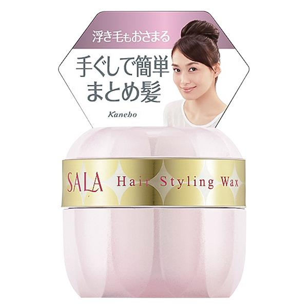 まとめ髪メイクワックスEX(ミニ) / 清楚でやさしいサラの香り / 35g
