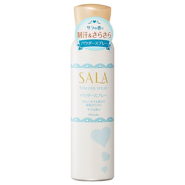 パウダースプレーS(サラの香り) / 90g / 清楚でやさしいサラの香り