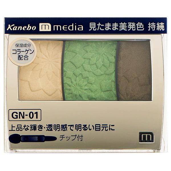 グラデカラーアイシャドウ / GN-01 / 3.5g