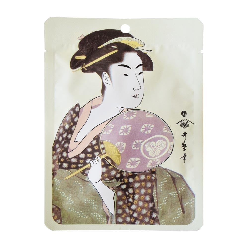 ウタマロエッセンスマスク ローヤルゼリー+桜 / 25g