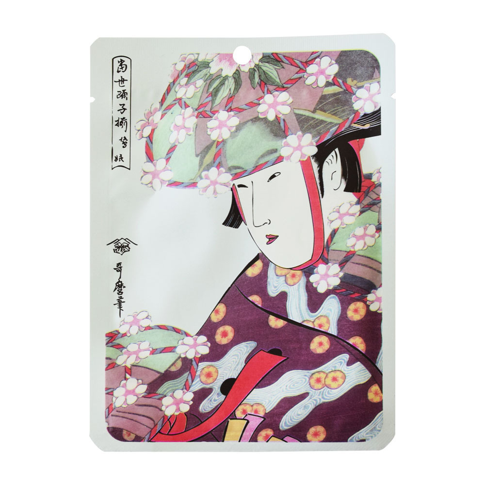 ウタマロエッセンスマスク アロエ+桜 / 25g