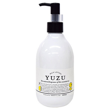 YUZU ミルクローション / 300ml / 柚子