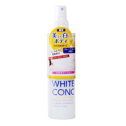 薬用ホワイトコンク ボディローションCII / 245ml / グレープフルーツの香り