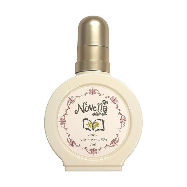 ヘアオイル トレ / 50ml / フローラルの香り