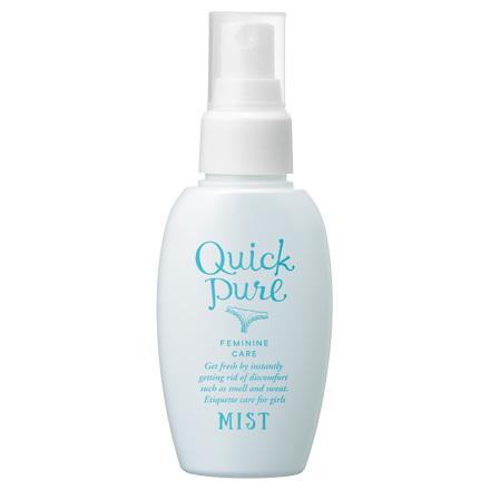 Quick pure (クイックピュア) ミスト / 60ml