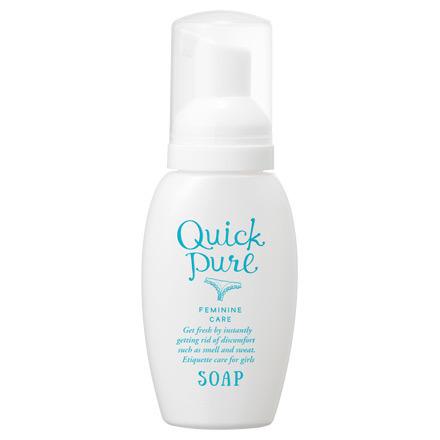 Quick pure (クイックピュア) ウォッシュ / 80ml