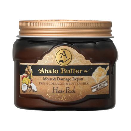 Ahalo butter(アハロバター)リッチモイスト 集中ヘアパック / 150g