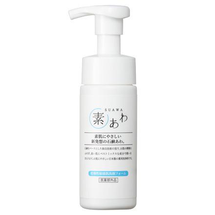 素あわ(スアワ) 洗顔フォーム / 150ml