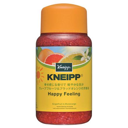 バスソルト ハッピーフィーリング グレープフルーツ&ブラッドオレンジの香り / 600g