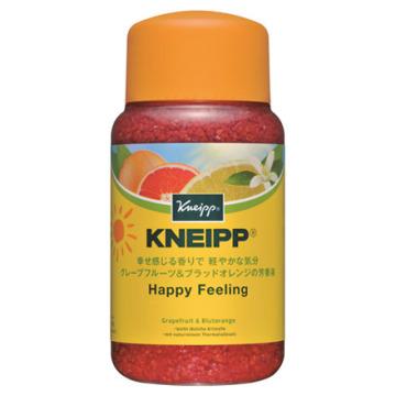 バスソルト ハッピーフィーリング グレープフルーツ&ブラッドオレンジの香り / 600g 1