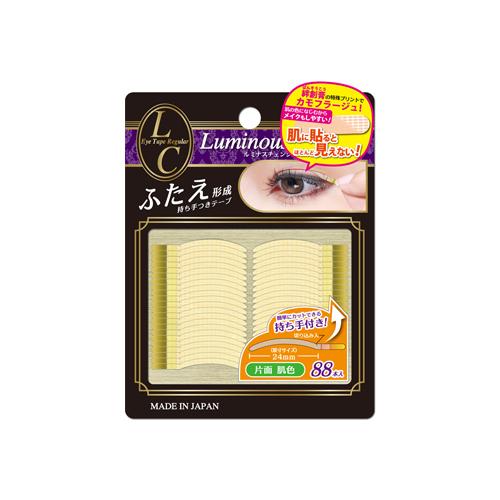 ルミナスチェンジアイテープ片面レギュラー / MCA-05 / ハダイロ / 88本
