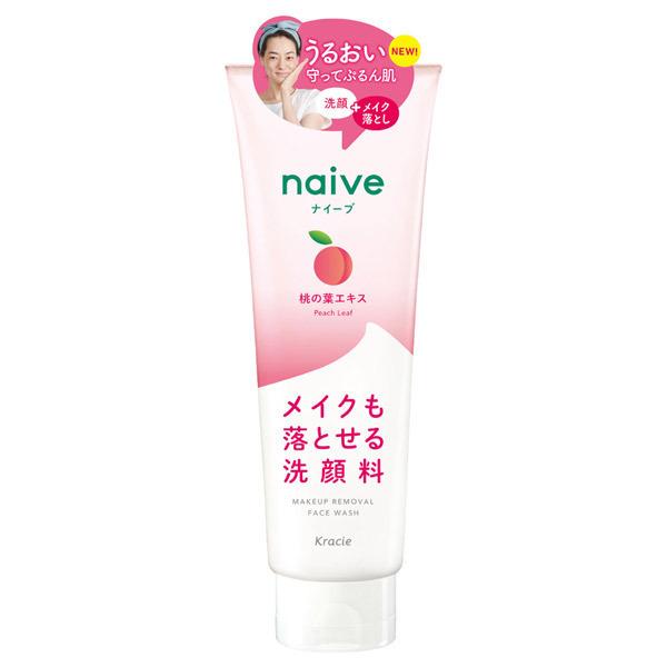 メイク落とし洗顔フォーム(桃の葉エキス配合) / 200g