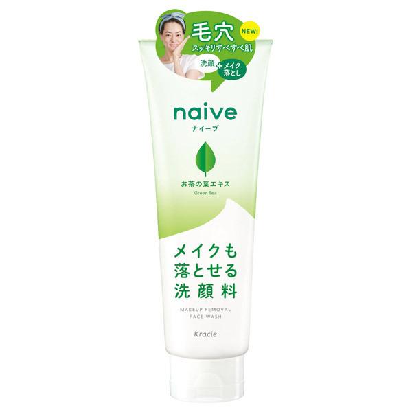 メイク落とし洗顔フォーム(お茶の葉エキス配合) / 200g