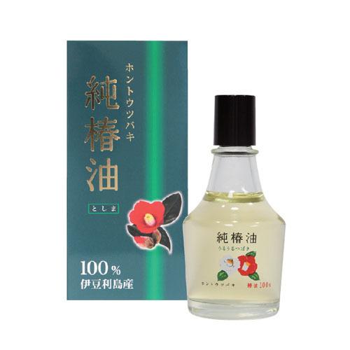 純椿油 としま / 52mL